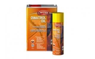 Owatrol Oil - What is rust