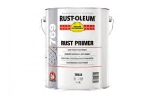 Rust-Oleum 769 - what is rust