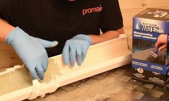 How to Fix a Leaking Gutter