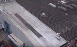 Using a Roof Drone to Identify Roof Problems
