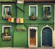 Green Masonry Paint