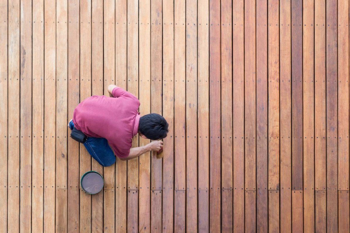Garden Deck Paint