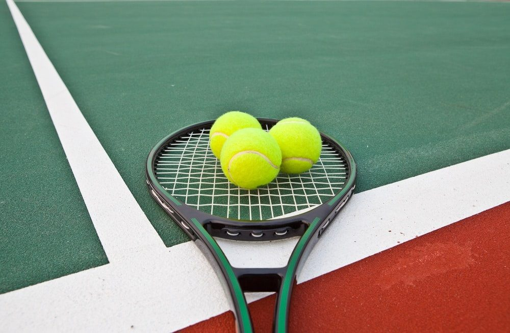 How To Apply Tennis Court Paint Promain Resource Centre