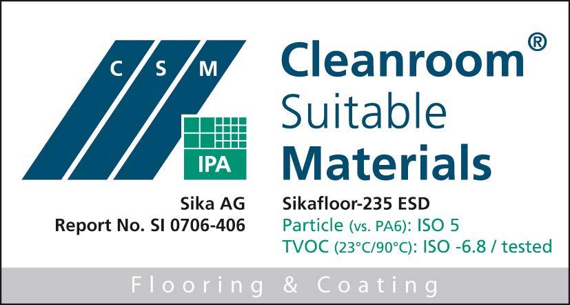 Sika Cleanroom Logo