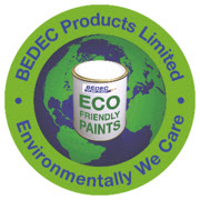 Bedec Environmental Sticker