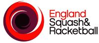 England Squash and Racketball Logo