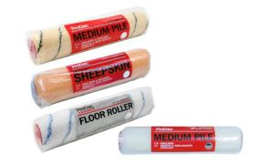 RODO ProDec Double Arm Roller Refills, 12 Inch