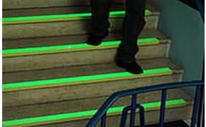 *Coo-Var Glow in the Dark Stair Treads