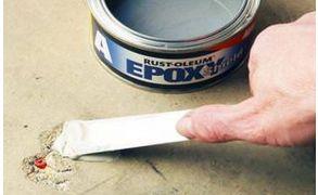 *Rustoleum Light Weight Repair Mortar 5140