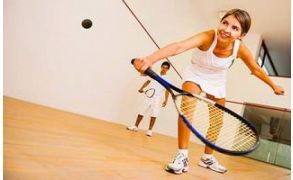 Sports-Cote Sports Garde Squash Court and Raquet Court Wall Paint, White