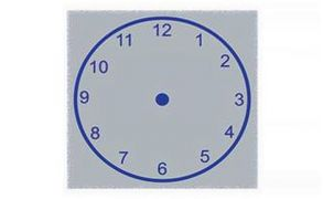 Centrecoat Thermoplastic Clock