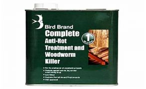 *Bird Brand Complete Anti-Rot and Woodworm Killer