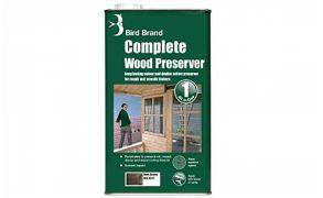 *Bird Brand All in One Spirit Based Complete Wood Preserver