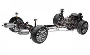 Teamac Chassis Black
