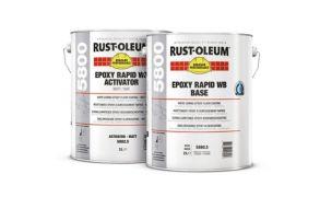 Rustoleum 5800 Epoxy Rapid WB