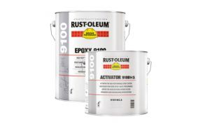 Rustoleum  9100 High Solids Epoxy