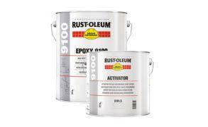 Rustoleum 9100 Standard Grade Epoxy