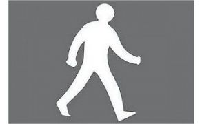 Centrecoat Thermoplastic Walking Man