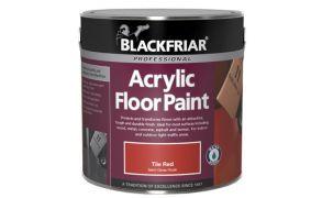 Blackfriar Acrylic Floor Paint
