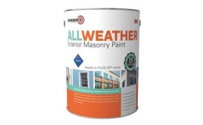 Zinsser AllWeather Exterior Masonry Paint (Pliolite Based)
