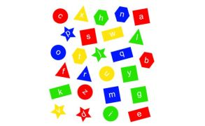 Centrecoat Thermoplastic Alphabet Jump