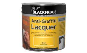 *Blackfriar 2 Pack Anti Graffiti Lacquer, 5 Litres