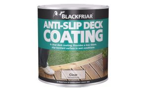 Blackfriar Anti Slip Deck Coating Clear