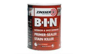 Zinsser B-I-N Shellac Primer Sealer Stain Killer