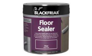 Blackfriar Floor Sealer Solvent Based, 5 Litres