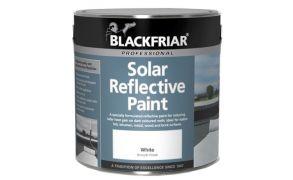 Blackfriar Solar Reflective Roof Paint