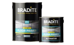 Bradite Water Based Floor Primer ES40