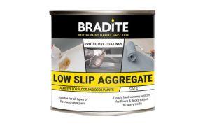 *Bradite Low Slip Aggregate SA14