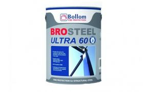 Bollom Brosteel Ultra 60 Fire Protection