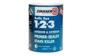 Zinsser Bulls Eye 1-2-3 Interior/Exterior Adhesion Primer
