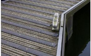 Centrecoat GRP Convex Decking Strips