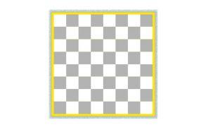 Centrecoat Thermoplastic Chess Board