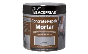 *Blackfriar Concrete Repair Mortar