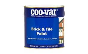 Coo-Var Oil Based Brick and Tile Paint