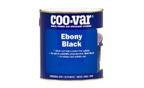Coo-Var Ebony Black