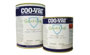Coo-Var Guard-Coat Anti-Microbial Floor and Wall Paint