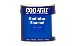 *Coo-Var Radiator Enamel
