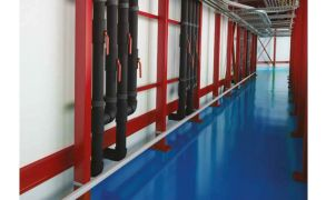 *PPG EP4501 Medium Duty Flow Applied Epoxy Floor Topping