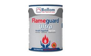 Bollom Flameguard Ultra Acrylic Eggshell