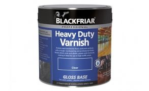 Blackfriar Professional Heavy Duty Varnish