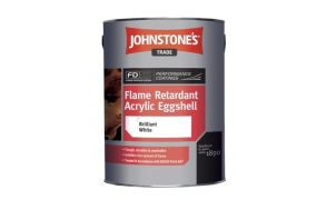 Johnstones Trade Flame Retardant Acrylic Eggshell