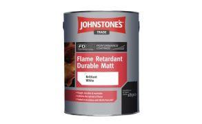 Johnstones Trade Flame Retardant Acrylic Matt