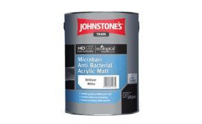 Johnstones Trade Microbarr Anti Bacterial Acrylic