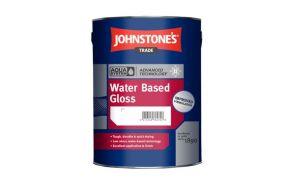 Johnstones Trade Aqua Water Based Gloss