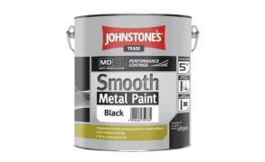 Johnstones Trade Smooth Metal Paint