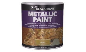 Blackfriar Metallic Paint, 500ml